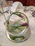 Goldfish Bowl Table Centre